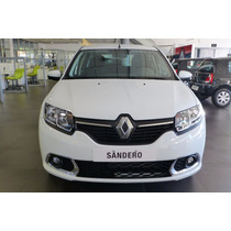 Renault Sandero Expression 1.6 100% Financiado