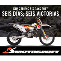 Ktm Exc 250 F Six Days 0km 2017 Motoswift