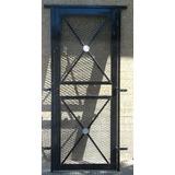 Puerta Reja Maya 850x2025