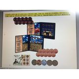 Robmar-u.s.a-coleccion De 25 Lincoln Penny En 3 Estuches