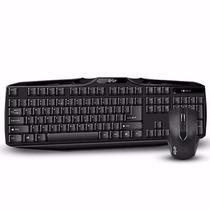 Teclado Y Mouse Inalambrico Overtech Ot-45 Pc Tv Bluetooth