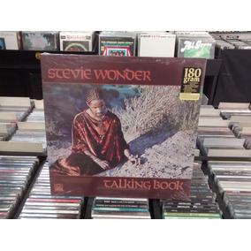 Lp - Stevie Wonder - Talking Book - Imp - Lacrado 180g