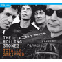 The Rolling Stones Totally Stripped Blu-ray + Cd Importados