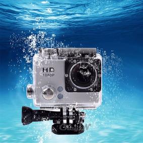 Câmera Filmadora Esporte A Prova D Agua Go Full Hd 12mp 1080