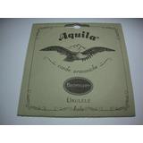 Cuerdas Ukelele Soprano Aquila Bionylon(nuevas)