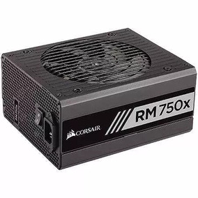 Fonte Atx 750w Rm750x Full-modular 80plus Gold - Cp-9020092-
