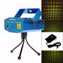 Luces Laser Estrellas Disco Dj Audioritmico Fiesta Miniteca