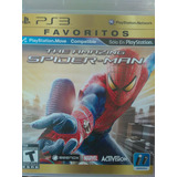 The Amazing Spider Man Ps3 - Damos Boleta
