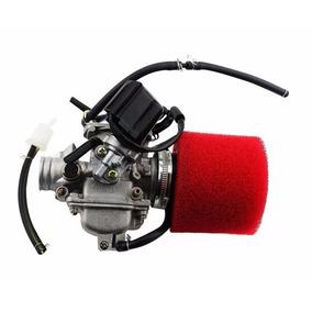 Carburador Go Kart Alto Rendimiento W/2 Con Filtro Para Yerf