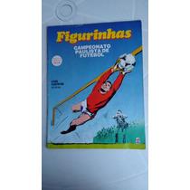 Album Campeonato Paulista 1988 - Editora Bloch - Incompleto