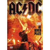 Ac/dc Live At River Plate Dvd Disponible