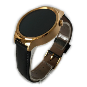Reloj Huawei Watch 42mm Chapado En Oro 24k