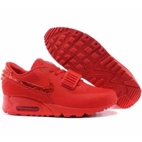 Zapatilla Nike Air Max 90 Yeezy - Zapatillas Hombres en Mercado ...