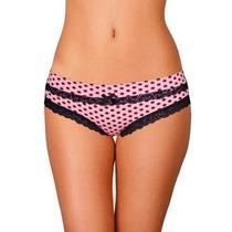 Panty Culotte Jessie De La Rosa Ropa Interior Funny Dots