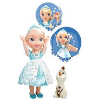 Muneca Dytoys Glowing Elsa