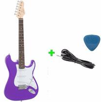 Guitarra Giannini G-100 Pp/wh Com Brindes