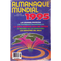 Libro Almanaque Mundial Año 1995 America Envio Gratis