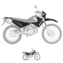 Kit De Carenagem - Yamaha Xtz 125 - Até 2008 - Sem Adesivo