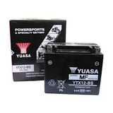 Bateria Yuasa Ytx12 Bs Honda Magna Suzuki Gsxr V-strom Ninja