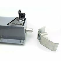 Fechadura Trava Magnetica Portão Basculante E Deslizante