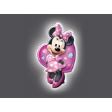 Lampara Mimi Mouse Minnie Original Disney Uncle Milton Sonid