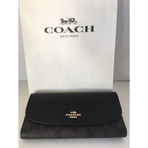 Cartera Coach 100% Original Mk