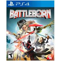 Juego Ps4 2k Games Battleborn
