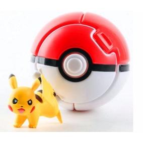 Pokemon Pokeball Pikachu Lanza Ball
