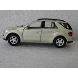 Mercedes Benz Ml-class - Kinsmart - 1:36 - Loose