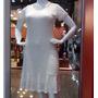 Vestido Plus Size Renda Rendado Branco Festa Casamento Size