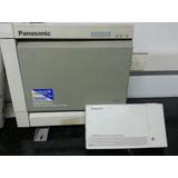 Central Telefonica Digital Panasonic Kx- Td500 100 Internos