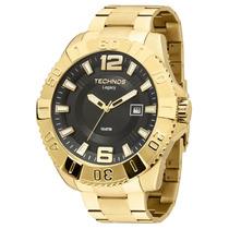 Relógio Technos Legacy Dourado Caixa Grande - 2315aao/4p Nf