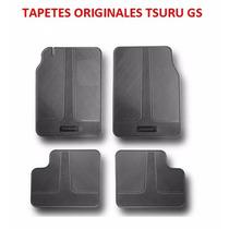 Tapetes Originales Nissan Tsuru Vinil Uso Rudo! Mejor Precio