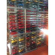 Colección Autos A Escala 1:18 Extraordinaria De 156 Unidades