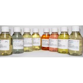 8 Essências Importadas Premium 50ml (400ml) Fabricar Perfume
