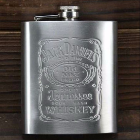 Cantil Frasco Whisky Jack Daniel