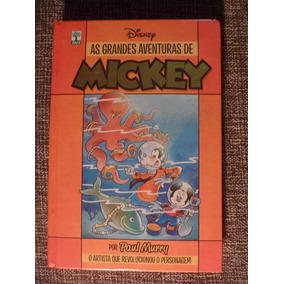 As Grandes Aventuras De Mickey - Por Paul Murry - Lacrado