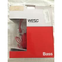 Audífonos Wesc Bass Banjo Bongo Maraca Tambourine Conga