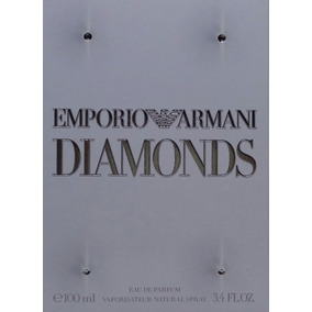 Perfume Emporio Armani Diamonds Edp 100 Ml Lacrado