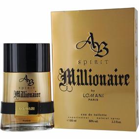 Perfume Ab Spirit Millionaire By Lomani Edt 100ml Masculino
