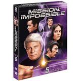 Dvd Missão Impossível - 5ª Quinta Temporada - Ed C/ Luva