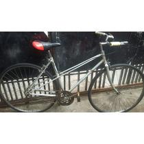 Bicicleta Aro 28 Antigua De Mujer Vargas De Paseo