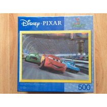 Rompecabezas En 3d Disney Pixar Cars 500 Pz Rayo Mcqueen
