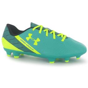 Zapatos Futbol Soccer Flash Fg Jr Niño Under Armour Ua232