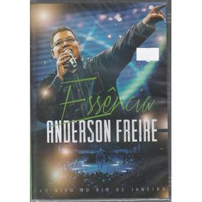 Anderson Freire - Dvd Essência Ao Vivo No Rio - Lacrado!!