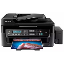 Placa Lógica Para Impressora Multifuncional Epson L555 Bulk