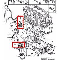 2 Juntas Trocador Calor Óleo Motor Citroen Xsara Picasso 2.0
