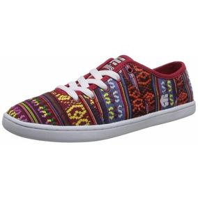 Zapatos Etnies Dama Senix D Low Talla 38 / 7.5traidos De Usa