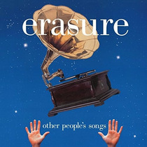 Erasure Other People´s Songs Vinilo 180 Gr Nuevo Importado