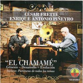 Cesar Frette - El Chamamé - Nuevo Enselofanado